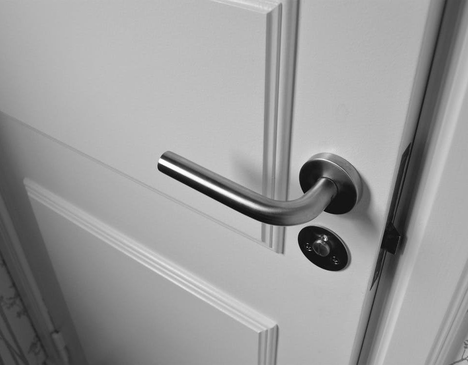 door sticking